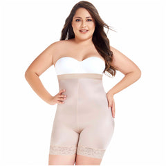 Fajas MariaE FU107 | Colombian Strapless Shapewear for Women