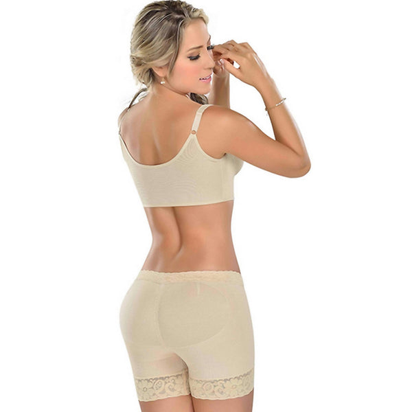 Fajas MyD Shaping Shorts Levanta Cola