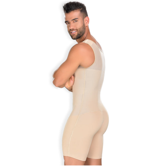 Fajas MYD 0061 | Tummy Control Body Shaper for Men - Shapes Secrets