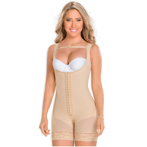 Fajas MYD 0065 | C Section Compression Girdle Bum Lifter Shapewear