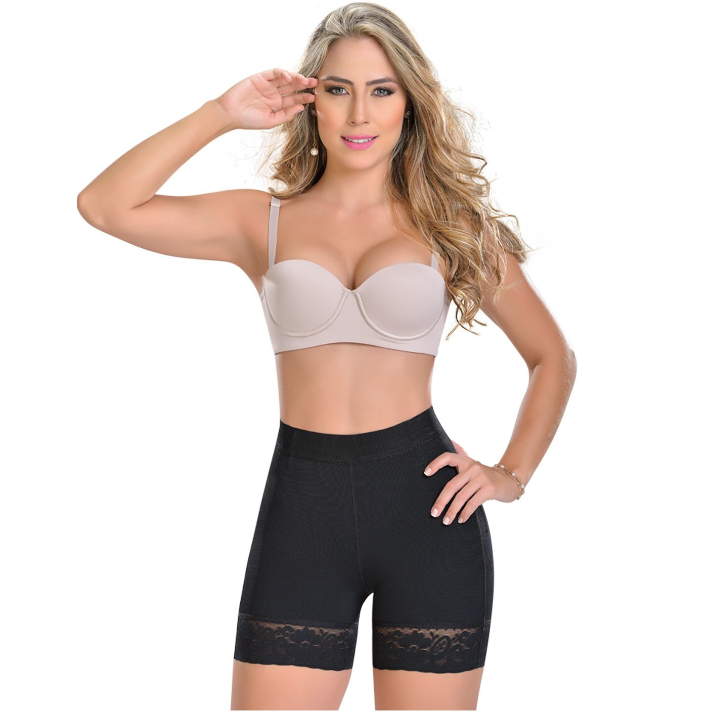 Butt Lifter High Waisted Shaping Shorts For W