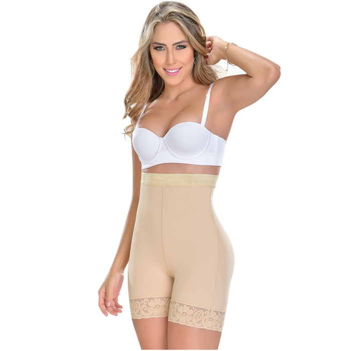 MYD 0326 High Waisted Body Shaper Shorts For Women