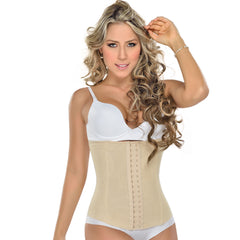 Fajas MYD F0056 | Waist Cincher Shapewear for Women's Tummy - Shapes Secrets
