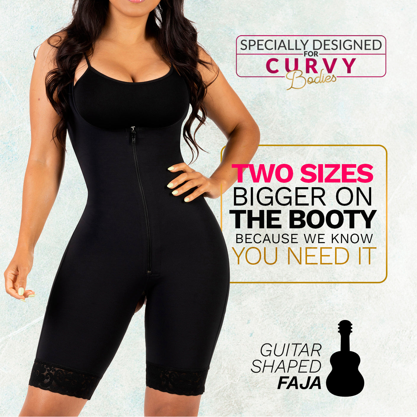 Bum Lifter Tummy Control Shapewear