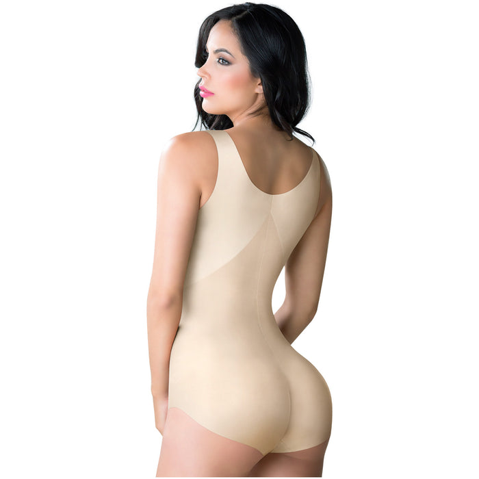 Romanza 2023 Tummy Control Bodysuit Open Bust Shapewear for Women