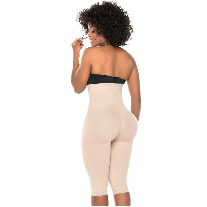 Fajas Colombianas Salome 0219 High Waist Capri Shaper