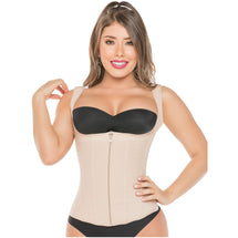 Fajas Salome 0314 | Slimming Vest Body Shaper - Shapes Secrets