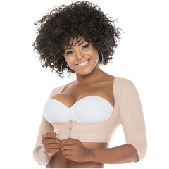 Salome 0328-C | Arm Faja Post Surgery Lipo Faja Vest