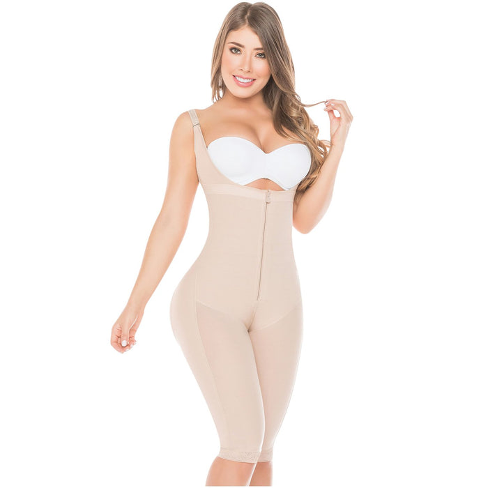 Fajas Salome 0516 | Postpartum Body Shaper - Shapes Secrets