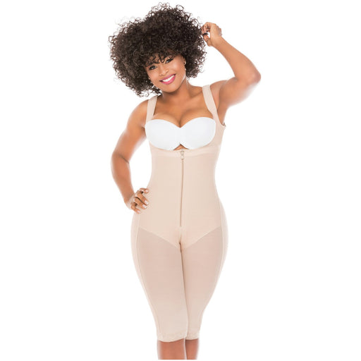 Fajas Salome 0517 Colombian Lipo Compression Garment Post Surgery Shapewear for Women