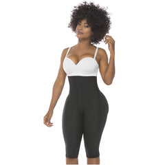 Salome 0219 | Colombian Butt Lifter High-Waisted Capri Faja