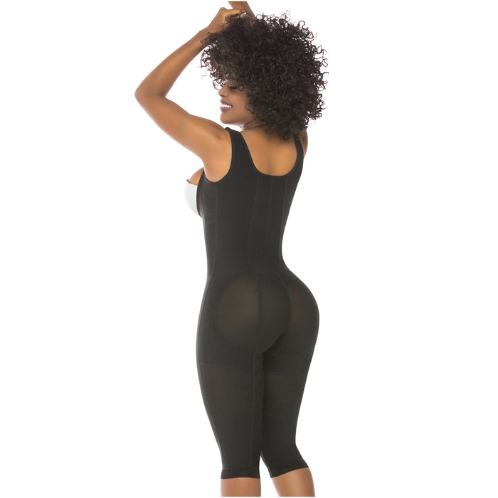 Fajas Salome 0520 Colombian Lipo Compression Garment Post Surgery Shapewear for Women