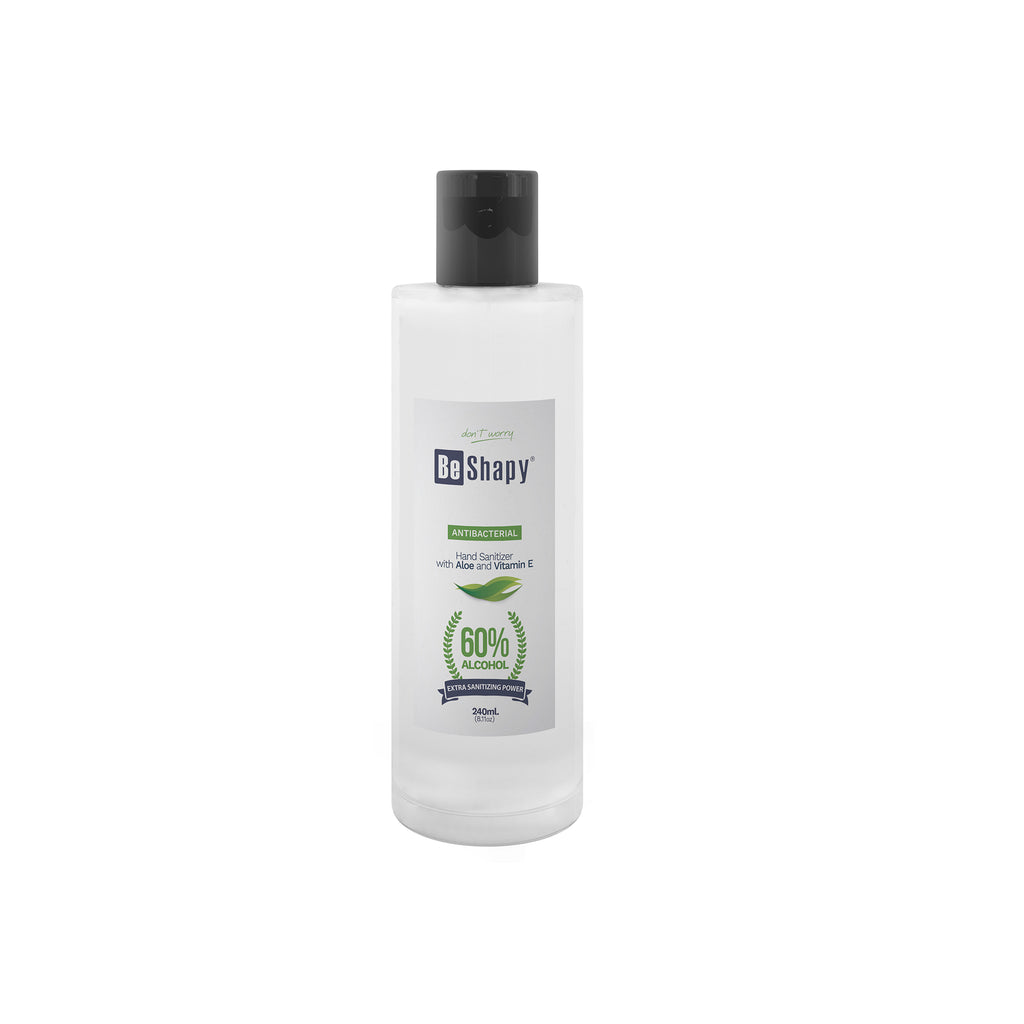 Men and Women Cleanser Sanitizer Antibacterial Gel for Hands 240 Ml