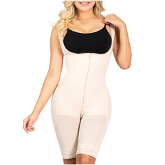 Fajas Sonryse 212ZF | Colombian Shapewear Bodysuit | Postpartum, Post Surgery and Daily Use