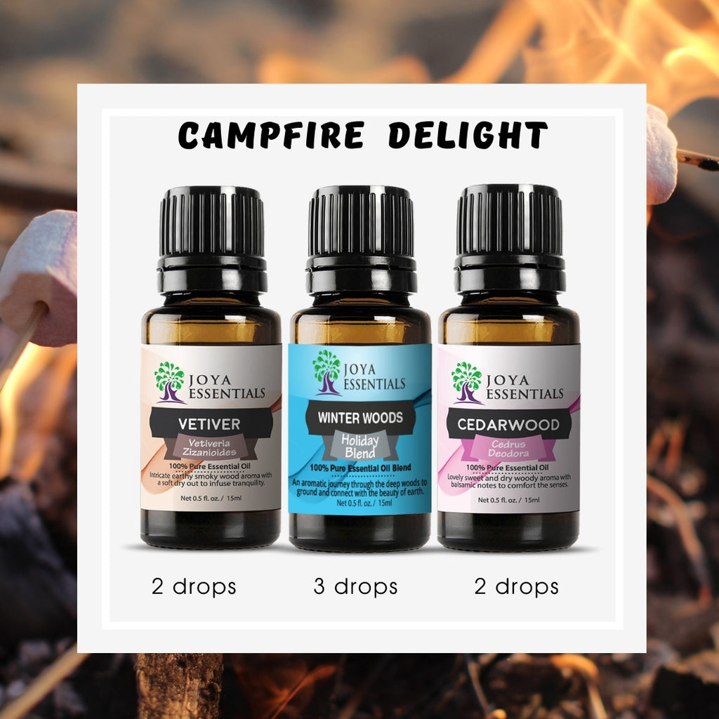 Campfire Delight Diffuser Blend Recipe