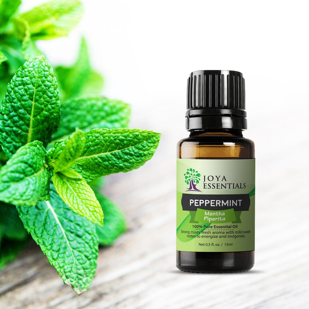 6 Ways to use Peppermint essential oil