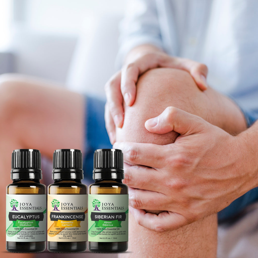 Pain no more essential oil blend