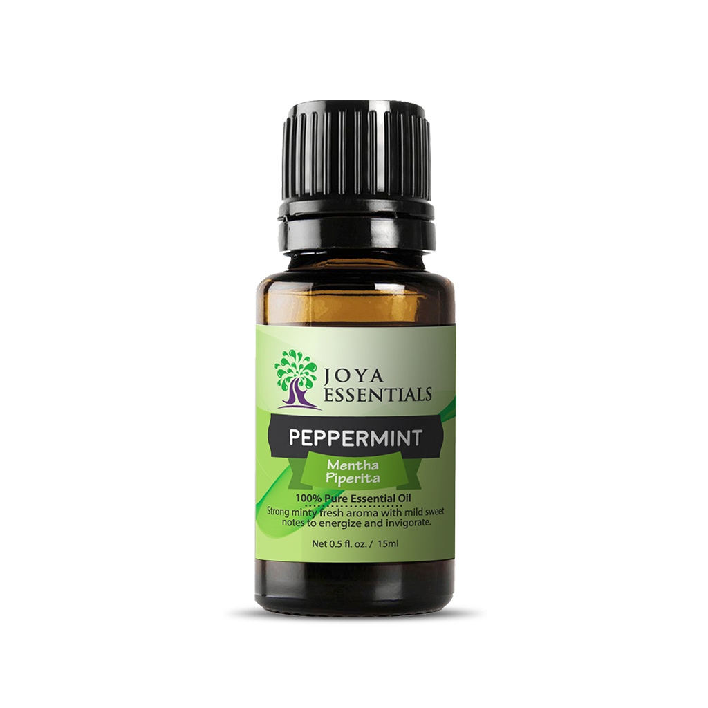 Peppermint Essential Oil | 100% Pure Essential Oil - JOYA ESSENTIALS