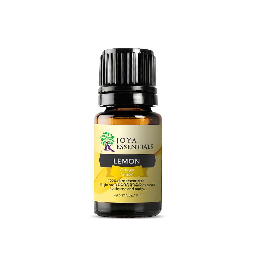 Lemon Essential Oil | 100% Pure Essential Oil - JOYA ESSENTIALS