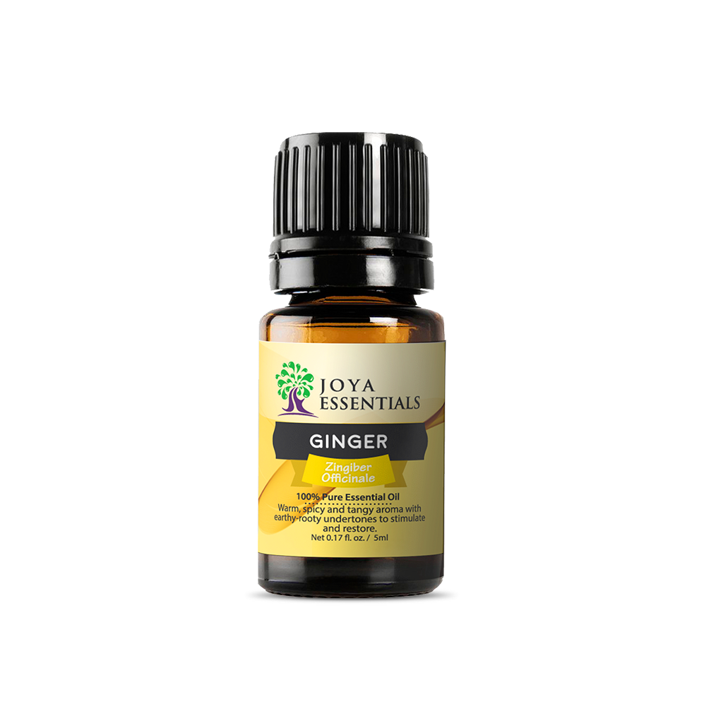 Ginger Essential Oil | 100% Pure Essential Oil - JOYA ESSENTIALS