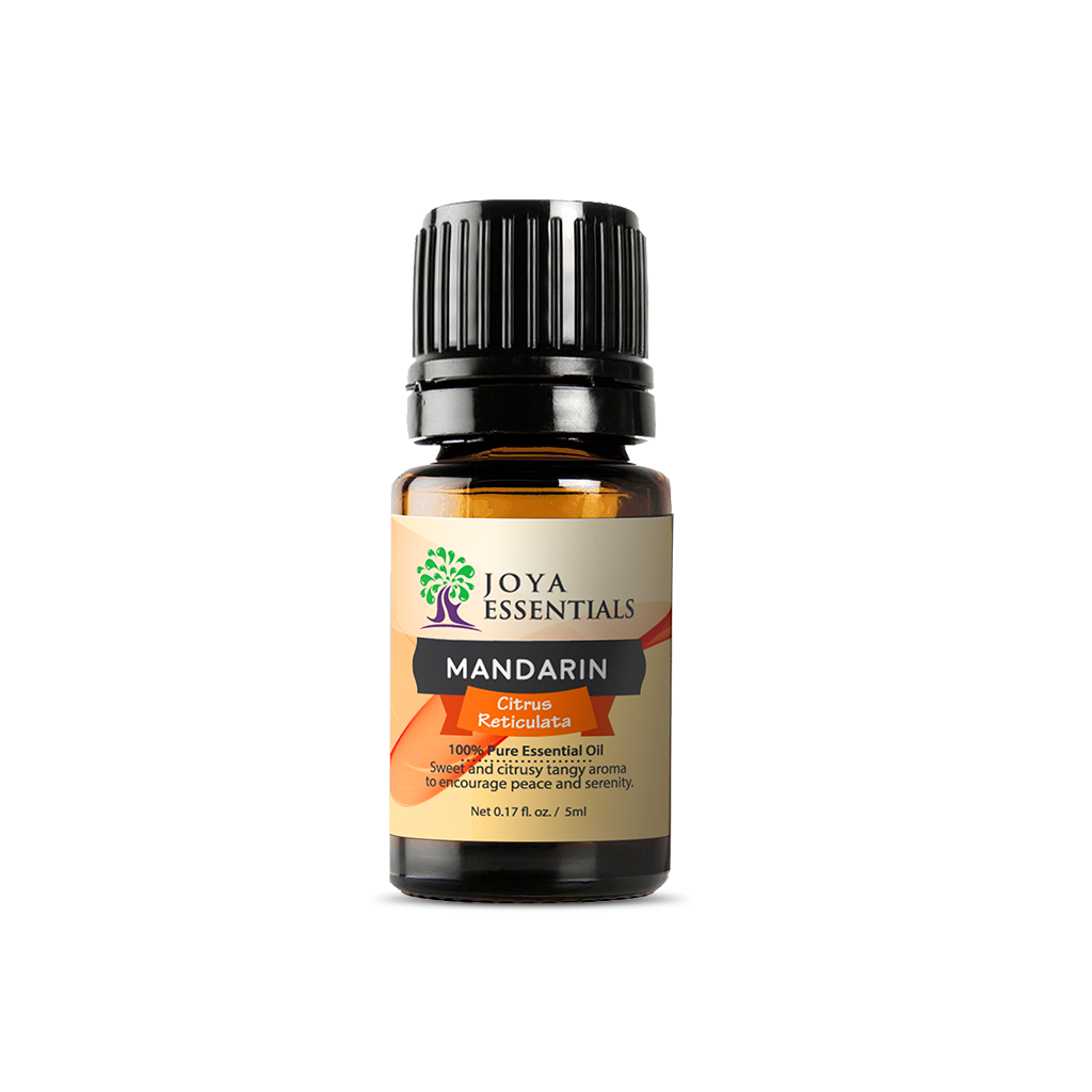 Mandarin Essential Oil | 100% Pure Essential Oil - JOYA ESSENTIALS