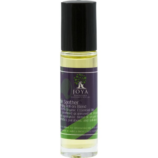 Headache Soother Essential Oil Roll-On - JOYA ESSENTIALS
