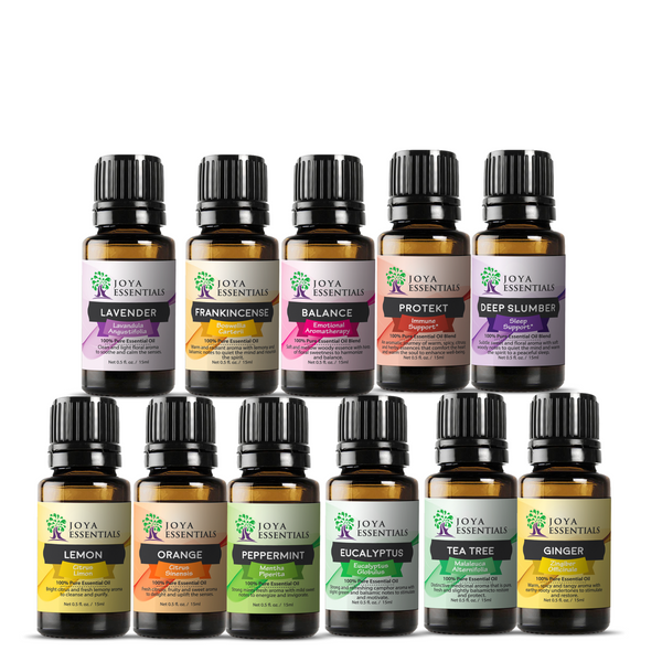 essential oil wellness Kit