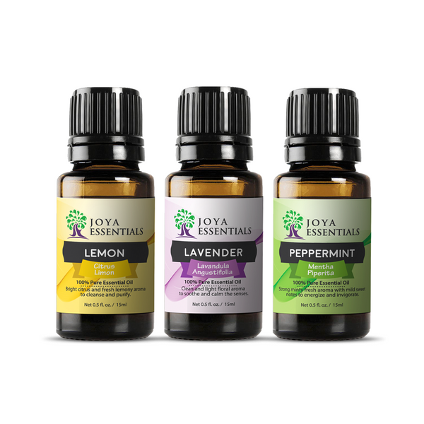 Essential Oil Starter Kit - JOYA ESSENTIALS