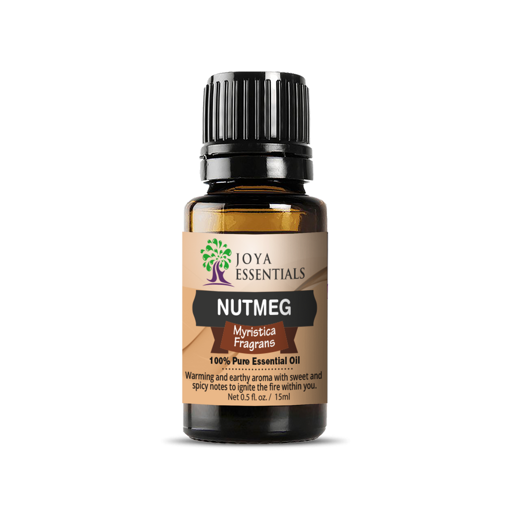 Nutmeg Essential Oil | 100% Pure Essential Oil - JOYA ESSENTIALS
