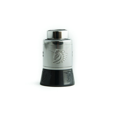 25mm Polish Stainless Steel Unicorn RDA