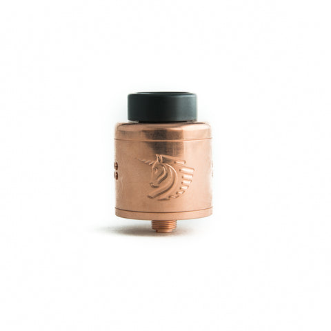 25mm Copper Unicorn RDA