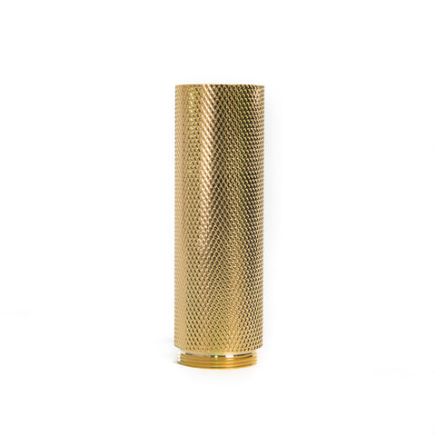 3-1 Gold Knurled MDX Stack Piece