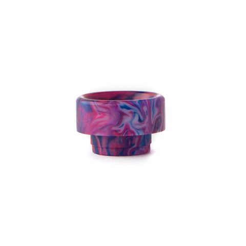 808 Resin Drip Tip - Pink Purple Blue