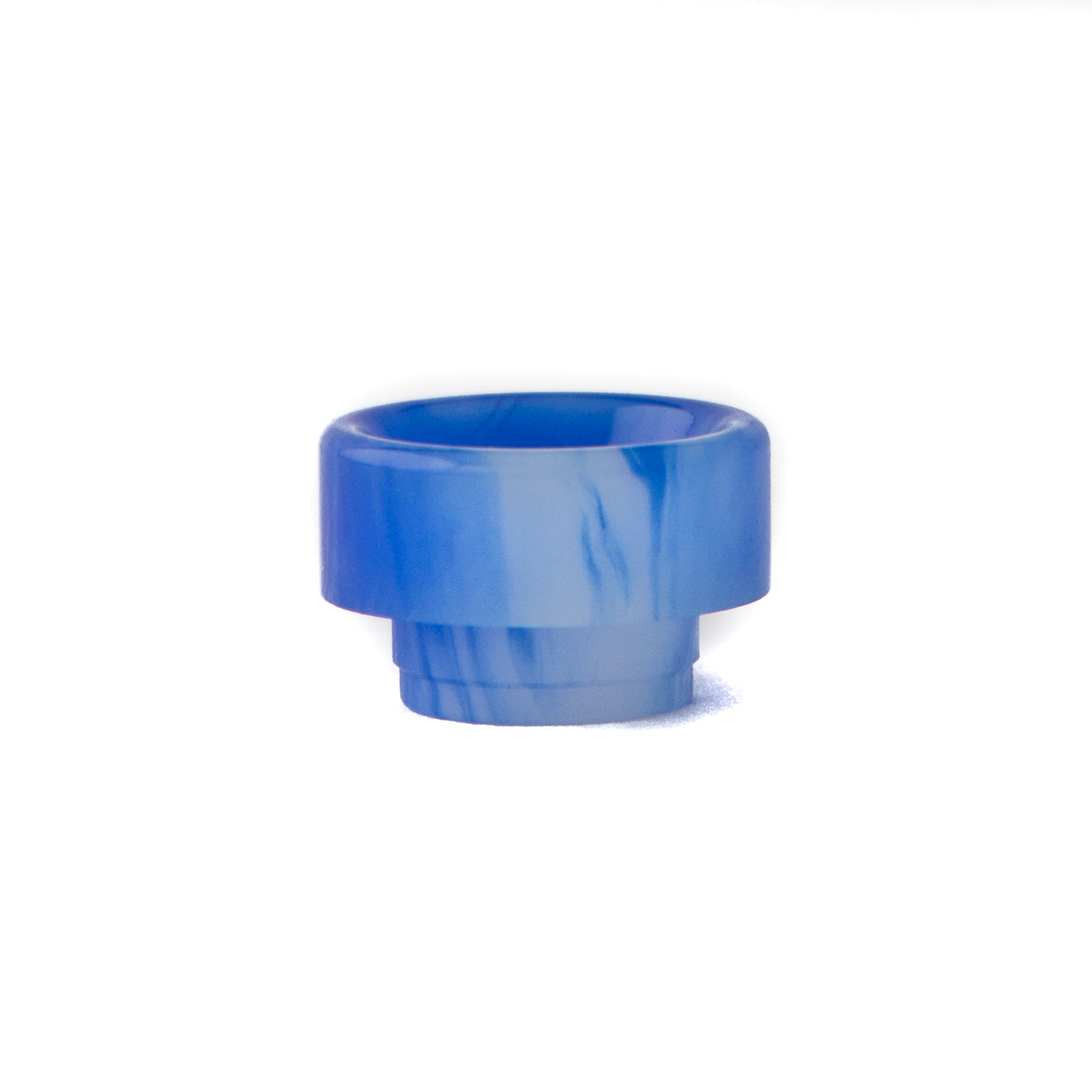 808 Resin Drip Tip - Dark Blue