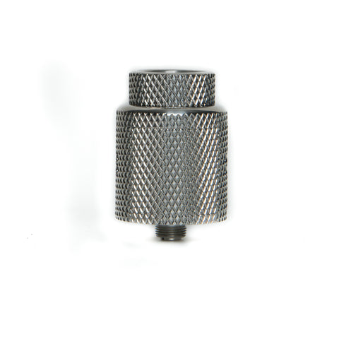 Unicorn RDA - Stainless Knurled Edition