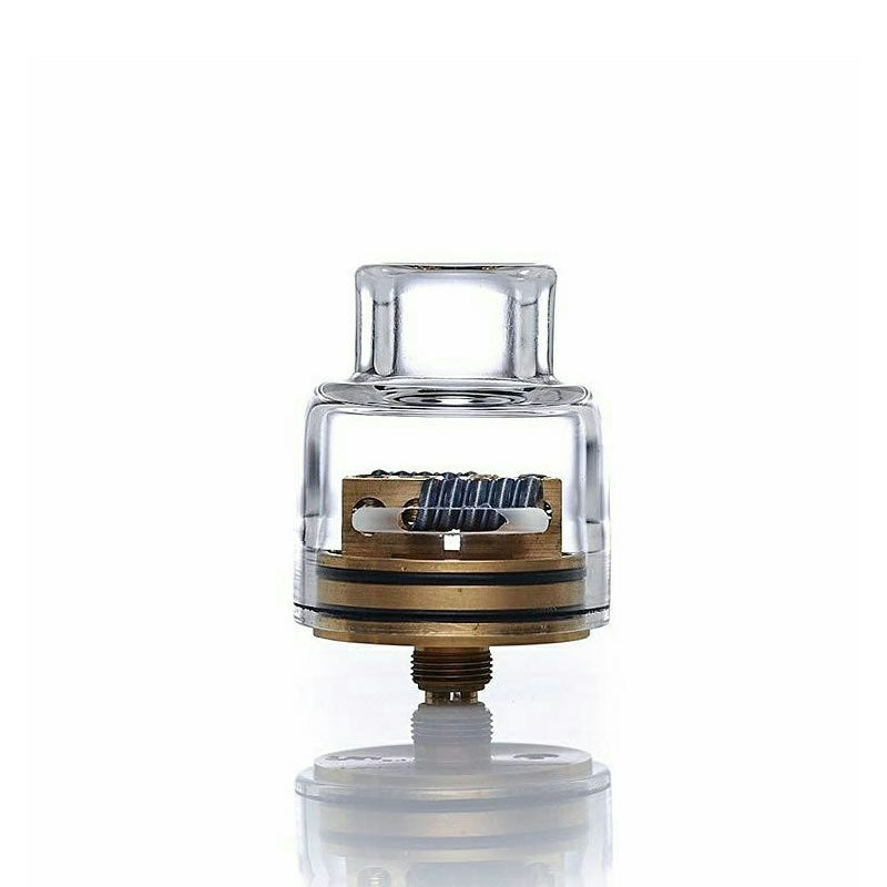 Trinity Glass Hardware Comp Cap Axial RDA