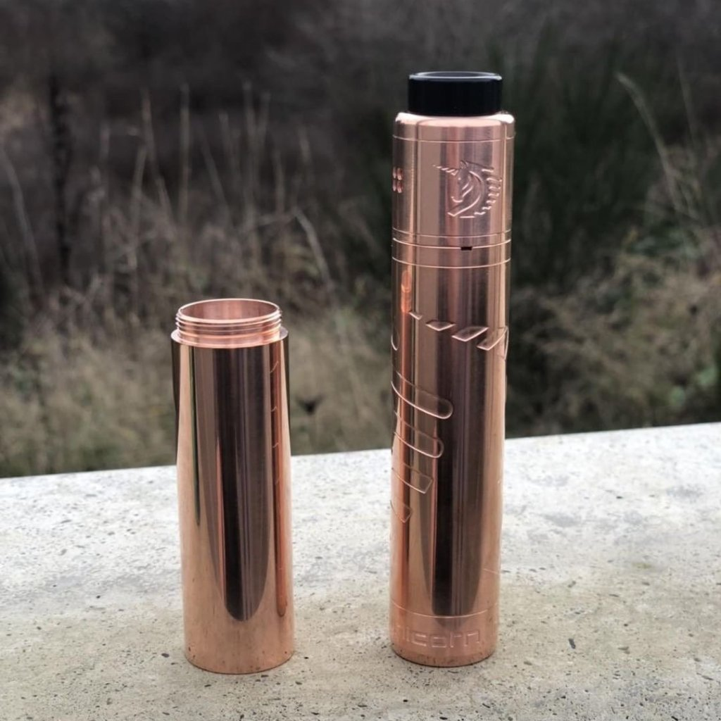 MDX Big Logo Copper Kit