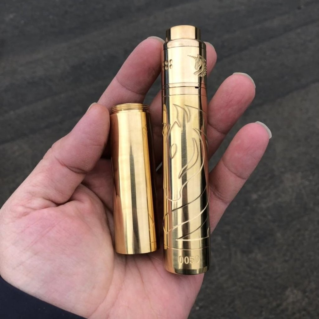 MDX Kit Brass Big Logo Kit