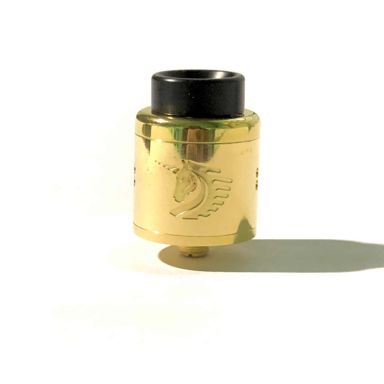 25mm Polish Brass Unicorn RDA
