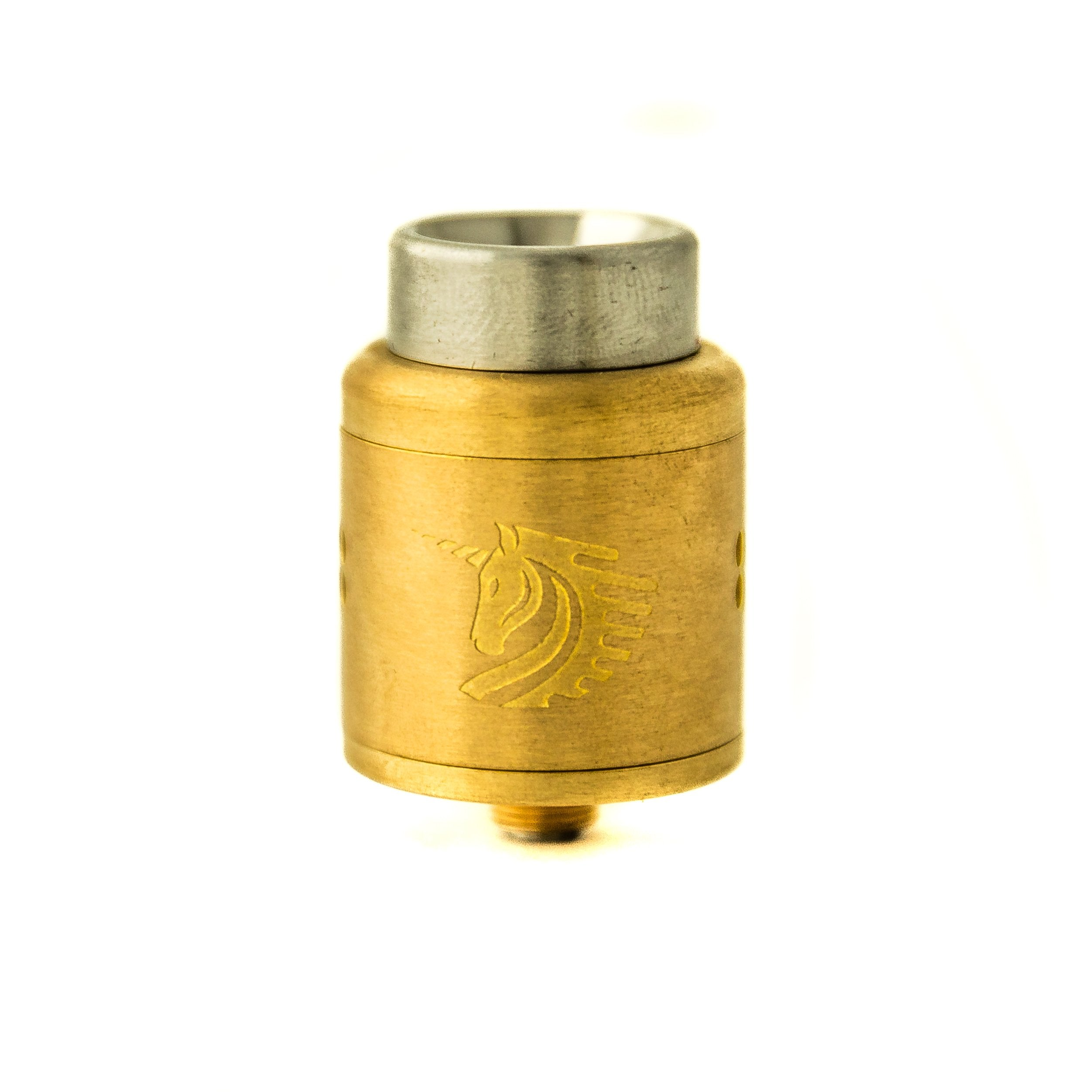 Unicorn RDA - Brushed Brass
