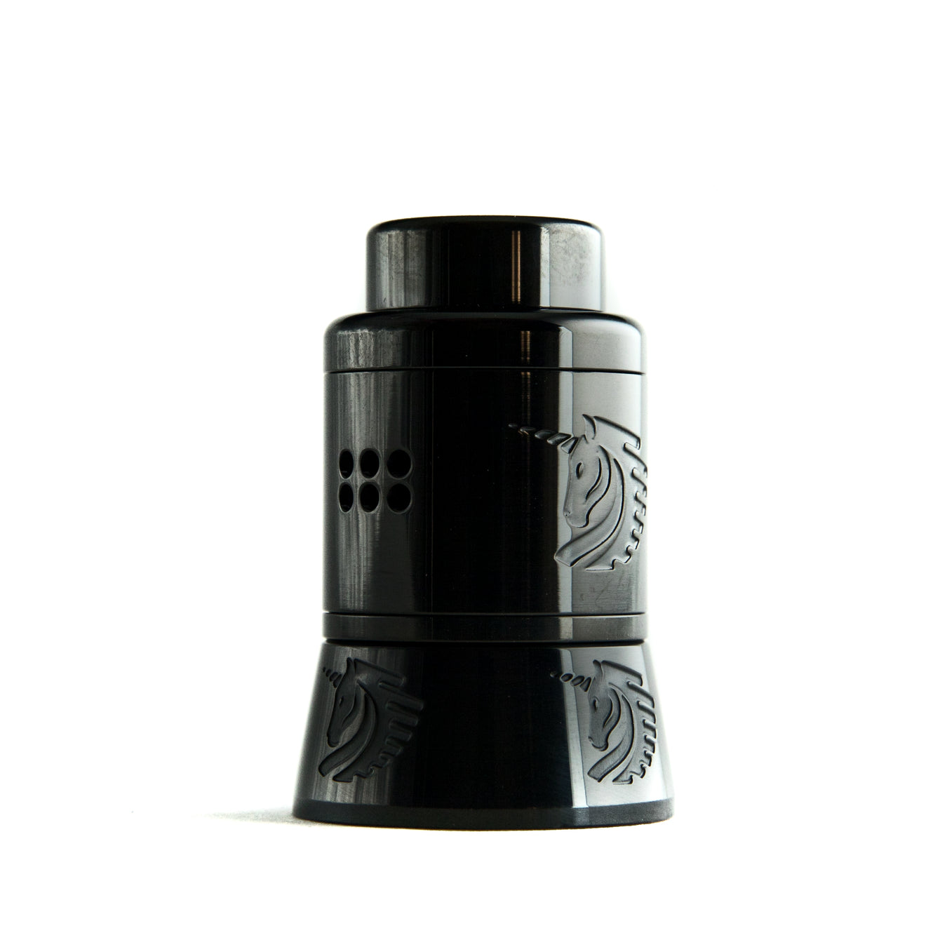 Polish Black 25mm Unicorn RDA