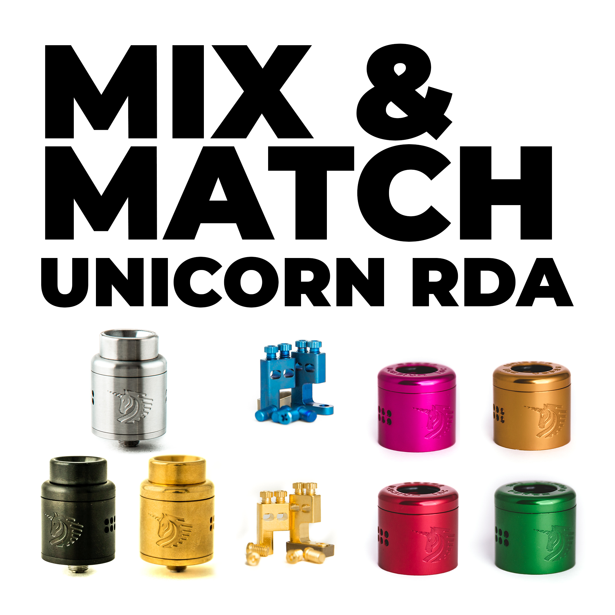 Mix & Match Unicorn RDA