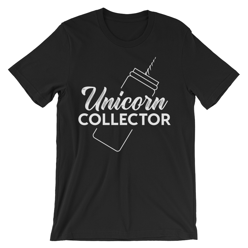 Unicorn Collector T-Shirt (Unisex)