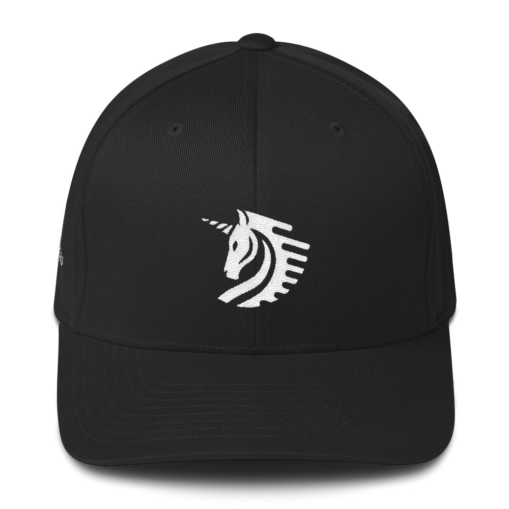 Unicorn Inc Flex Fit Twill Cap