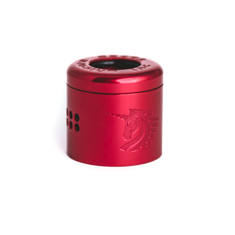 25mm Red Cap - 25mm Unicorn RDA