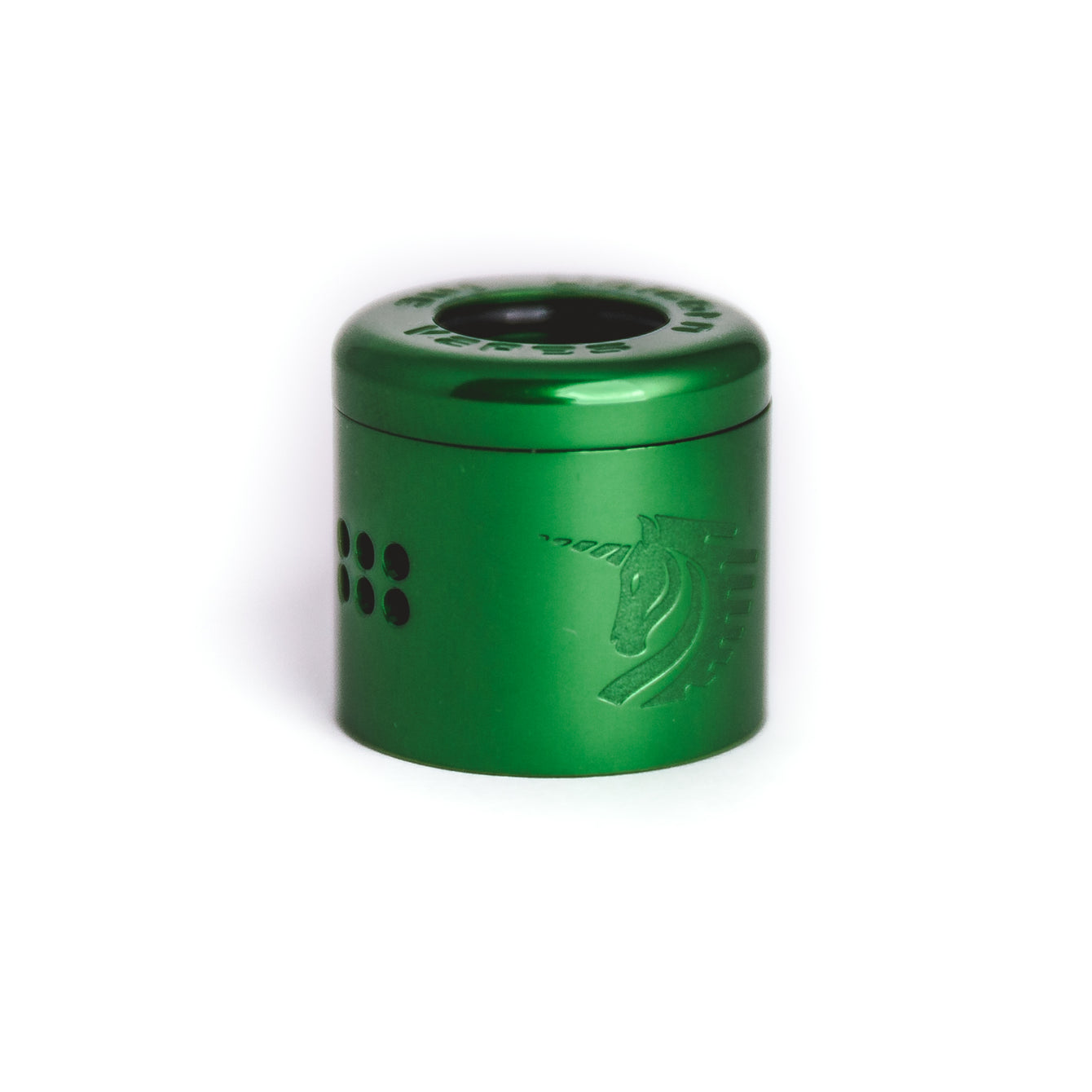 24mm Green Cap - Unicorn RDA