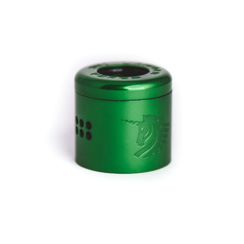 25mm Green Cap - 25mm Unicorn RDA