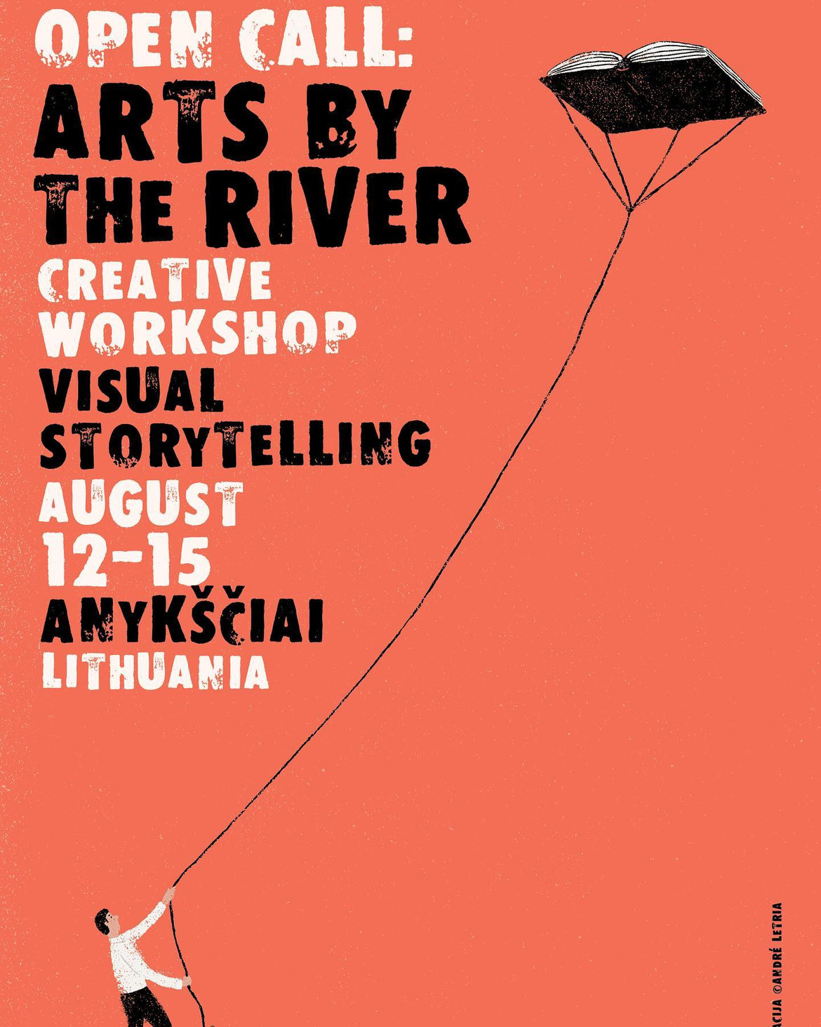 Arts by the River - Anyksciai, Lithuania