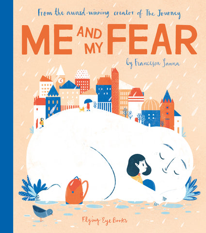 "Freitag, 23. November, 17 bis 18 Uhr: Francesca Sanna, Buchpräsentation ""Me and my fear"" (Flying Eye Books, London)"