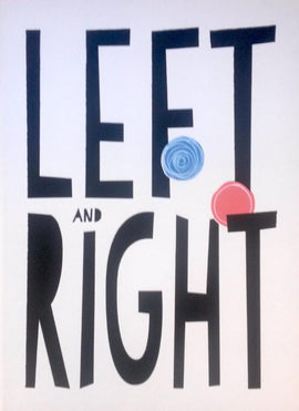 Left and Right / Kinderbuch Englisch / Patrik Antczak